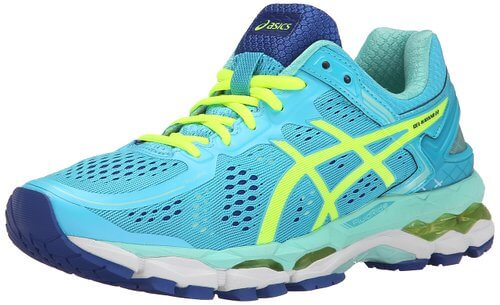 Plantar Fasciitis Shoes for Women. A Review of the ASICS Women's GEL-Kayano  22 Running Shoes