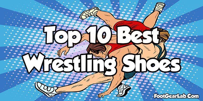 Best Wrestling Shoes