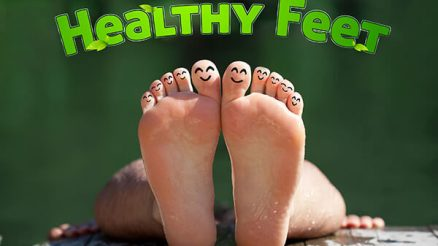 How to Keep Your Feet Healthy