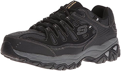 Skechers Men's Afterburn Memory-Foam Review