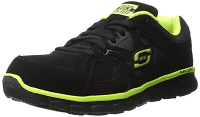Skechers for Work Men's Synergy Ekron Review