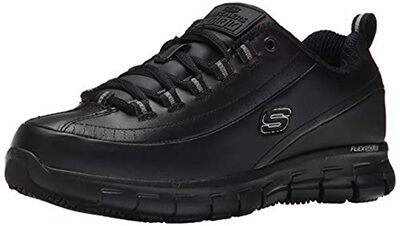 Skechers for Work Women's Sure Track Trickel Review