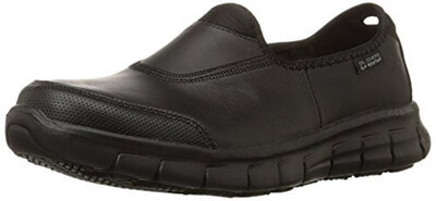 Skechers Work Women's Sure Track Review