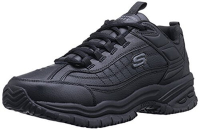 Skechers for Work Men's 76759 Soft Stride Galley Review