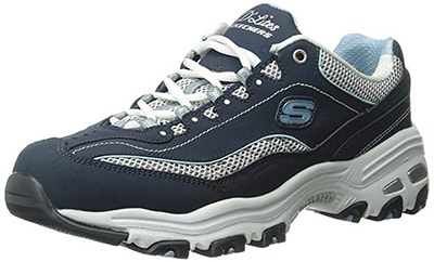Skechers Women's D'Lites Memory Foam Review